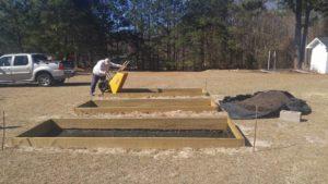 2018 Lettuce Feed You Community Garden Planting