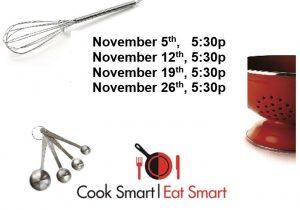 Cook Smart, Eat Smart