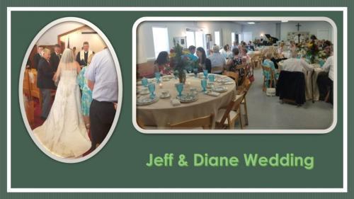 Jeff & Diane Marry