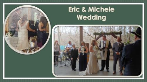 Eric & Michelle Marry