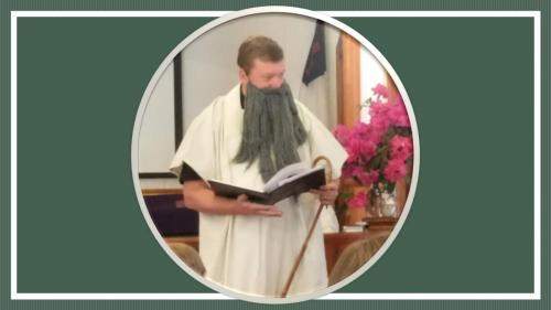 """Pastor Ed """"Moses"""""""